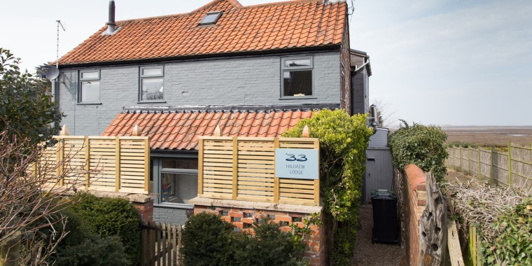 Brancaster Staithe Cottage in Norfolk